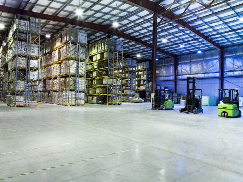 Cigisped warehousing service distribution of goods integrated logistics