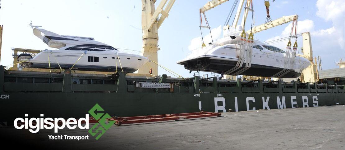 Trasporti imbarcazioni all'estero: una manovra da non sottovalutare